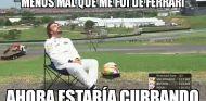 Los memes del sábado al sol de Alonso tras su avería en la Q1 - LaF1