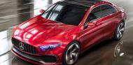 Ocho nuevos mercedes de tracción delantera compartirán plataforma - SoyMotor.com