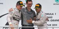 """Wolff: """"No tenemos intención de cambiar nuestra pareja de pilotos"""" - LaF1.es"""