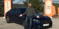 Mercedes-AMG GT 4 puertas, primera prueba: cruce de especies - SoyMotor.com