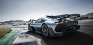 Mercedes-AMG One en su estadio conceptual (2017) - SoyMotor.com