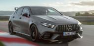 Mercedes-AMG A 45: hasta 421 caballos de potencia - SoyMotor.com
