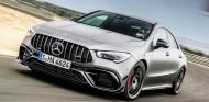 Mercedes-AMG CLA 45: potencia y elegancia a partes iguales - SoyMotor.com