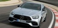 Mercedes-AMG E 63 4MATIC+ 2021: deportividad en doble formato - SoyMotor.com