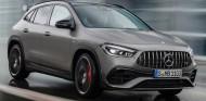 Mercedes-AMG GLA 45 S 4MATIC+ 2020: el rey de su categoría - SoyMotor.com