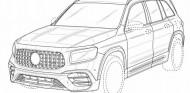 Mercedes-AMG GLB 45 2021: filtradas sus patentes - SoyMotor.com
