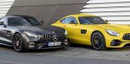 Mercedes-AMG GT y GT C 50 Edition - SoyMotor.com