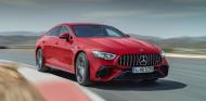 Mercedes-AMG GT 63 S E Performance 2022: híbrido enchufable sin miramientos por la eficiencia - SoyMotor.com