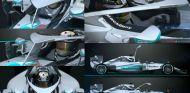 El de Mercedes es uno de los dos prototipos que barajan -  LaF1