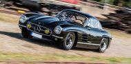 Mercedes Benz 300SL robado - SoyMotor.com