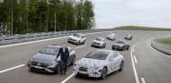 Mercedes-Benz quiere ser completamente eléctrica a finales de década