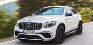 El Mercedes GLC 63 S AMG Coupé es un ejemplo de las sinergias entre Mercedes y AMG en su gama SUV - SoyMotor
