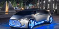 Futurista, conectado, híbrido y autónomo. Ese es el Mercedes-Benz Vision Tokyo - SoyMotor