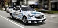 Mercedes-Benz prueba una flota de coches autónomos en California - SoyMotor.com