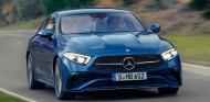 Mercedes-Benz CLS 2021: ligera puesta al día - SoyMotor.com