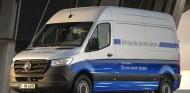 Mercedes-Benz eSprinter 2020: profesional electrificado - SoyMotor.com