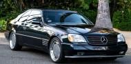 A subasta un Mercedes-Benz S600 de 1996 ex de Michael Jordan - SoyMotor.com