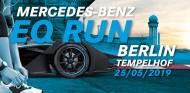EQ Run: Mercedes organiza una carrera benéfica en Berlín - SoyMotor.com