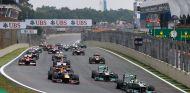 Salida del Gran Premio de Brasil 2013 - LaF1