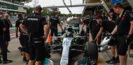 Equipo Mercedes en Brasil - SoyMotor