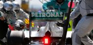 Pit Stop de Mercedes en Nürburgring - LaF1