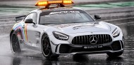 Mercedes contempla turnarse con Aston Martin para hacer de safety car - SoyMotor.com