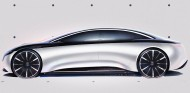 Mercedes EQS, otro proyecto en desarrollo - SoyMotor.com