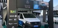 La nueva Mercedes-Benz eVito se podrá probar hasta el 23 de febrero en la explanada de San Mamés - SoyMotor.com