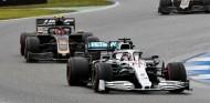 Hamilton no pidió neumáticos de lluvia al final de carrera, revela Mercedes - SoyMotor