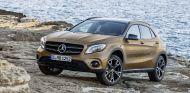 Mercedes GLA 2017 - SoyMotor.com