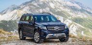 Mercedes-Benz sigue adaptando sus modelos a su nueva fórmula de nomenclatura. El GL es ahora GLS - SoyMotor