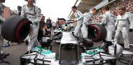 Mercedes en el GP de Japón F1 2013: Previo