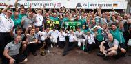 La dirección de un equipo de F1 debe repartirse según Toto Wolff