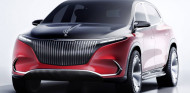 Mercedes-Maybach Concept EQS - SoyMotor.com