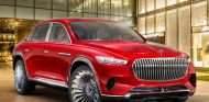 Mercedes Maybach Ultimate Luxury: ¡llegan los SUV limusina! - SoyMotor.com