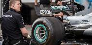 Preparativos de Mercedes en el GP de Azerbaiyán - SoyMotor
