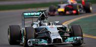 Nico Rosberg comandó la carrera de Melbourne con mano de hierro - LaF1
