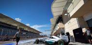 Nico Rosberg en Sakhir - LaF1