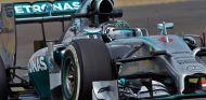 Nico Rosberg en Silverstone - LaF1