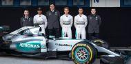 La presentación del W06 de Mercedes - LaF1.es