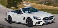 Mercedes ha desvelado en el Salón de Los Ángeles los últimos secretos del SL 2016 - SoyMotor