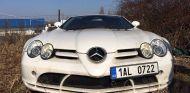 Un Mercedes SLR abandonado - SoyMotor.com