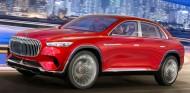 Mercedes-Maybach Ultimate Luxury, concepto de SUL - SoyMotor.com