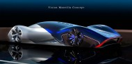 Mercedes Vision Mantilla Concept - SoyMotor.com