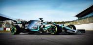 Mercedes W10 en Silverstone - SoyMotor