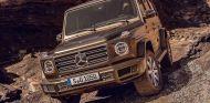 Primeras imágenes filtradas del Mercedes Clase G - SoyMotor