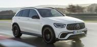 Mercedes-Benz GLC 2020: llegan las versiones AMG - SoyMotor.com