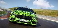 Mercedes-AMG GT4: el anti-Panamera está en camino