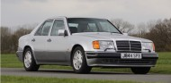 Mercedes 500E Mr. Bean - SoyMotor.com
