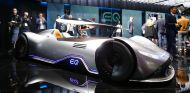 Mercedes Vision EQ Silver Arrow Concept - SoyMotor.com